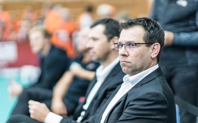 Trainer Cédric Énard konnte sich über den Sieg nicht freuen