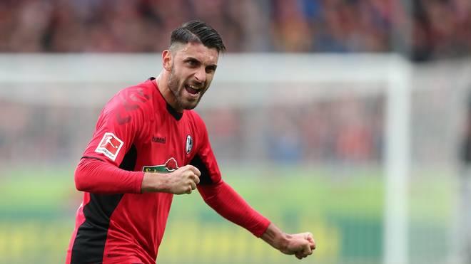 Vincenzo Grifo findet beim SC Freiburg zu alter Stärke zurück