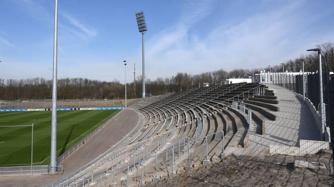 Das Parkstadion der Schalker wurde umgebaut