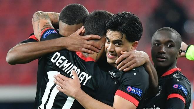 Leverkusen muss erst am 12. Januar gegen die Eintracht im Pokal ran
