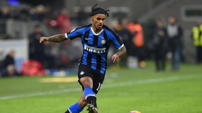 Valentino Lazaro kommt bei Inter Mailand kaum zum Zug