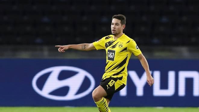 Raphael Guerreiro fehlt Dortmund in St. Petersburg