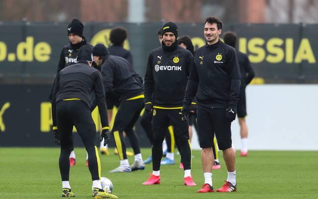 Der BVB startet Ende Juli mit individuellen Trainingseinheiten
