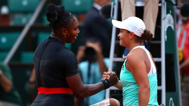 Ashleigh Barty wird nicht an den US Open teilnehmen