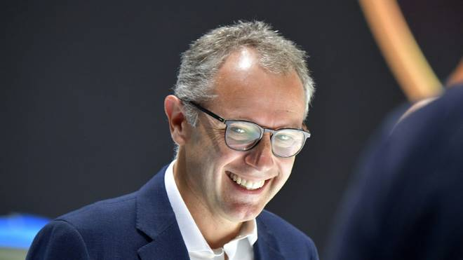 Formel-1-Boss Stefano Domenicali
