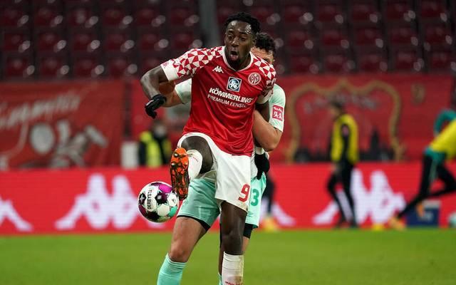Jean-Philippe Mateta verlässt den FSV Mainz 05 auf Leihbasis