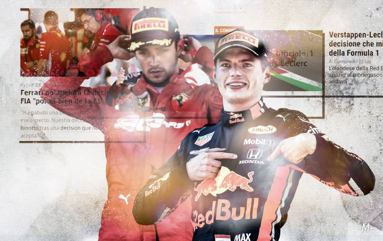 Die internationale Presse freut sich über ein spannendes Rennen in Spielberg. In Italien hadert man aber damit, dass Sieger Max Verstappen nicht bestraft wird. SPORT1 fasst die internationalen Pressestimmen zum Grand Prix von Österreich zusammen