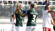 Fussball / Frauen-Champions-League