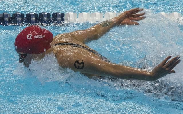 Olympiasiegerin Sjöström erleidet Ellbogenfraktur