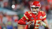 Patrick Mahomes gewann mit den Kansas City Chiefs den Super Bowl