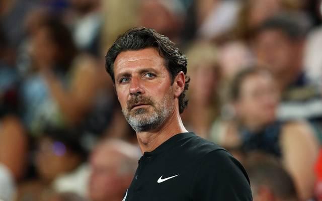 Patrick Mouratoglou ist der Trainer von US-Superstar Serena Williams