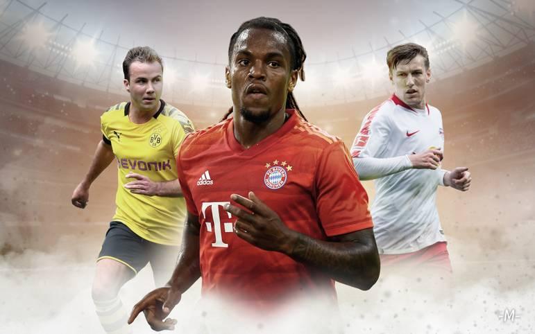 Trübsal blasen, statt groß aufspielen: Wenn am kommenden Wochenende die neue Bundesligasaison in die Vollen geht, werden einige Stars nur auf der Bank sitzen. SPORT1 zeigt die Härtefälle der 18 Bundesligaklubs