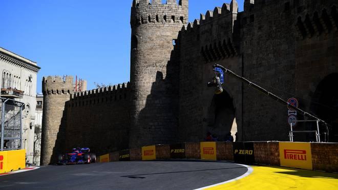 Wann die Formel-1 das nächste Mal in Baku aufschlägt, ist unklar
