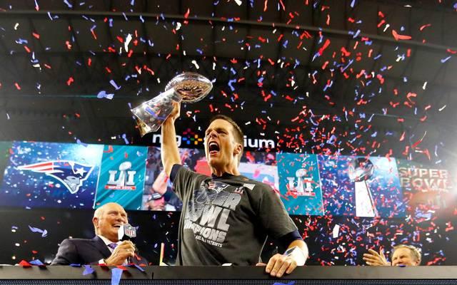 Tom Brady ist der erfolgreichste NFL-Quarterback seiner Ära