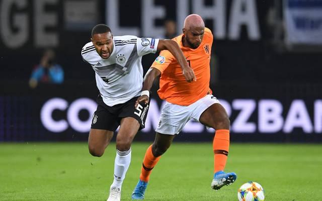Em Qualifikation Deutschland Gegen Niederlande Die