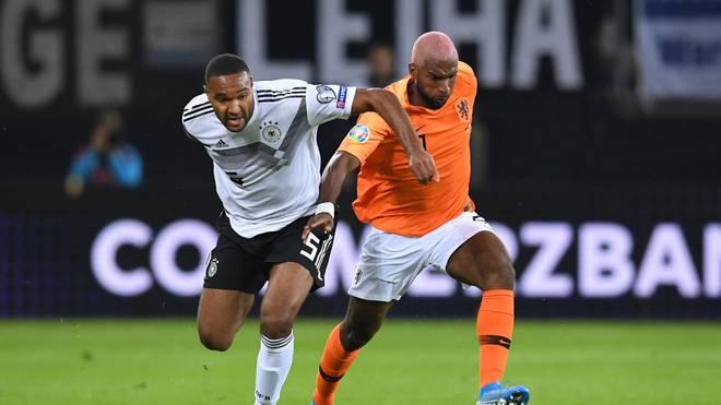Jonathan Tah erzielte gegen die Niederlande ein Eigentor