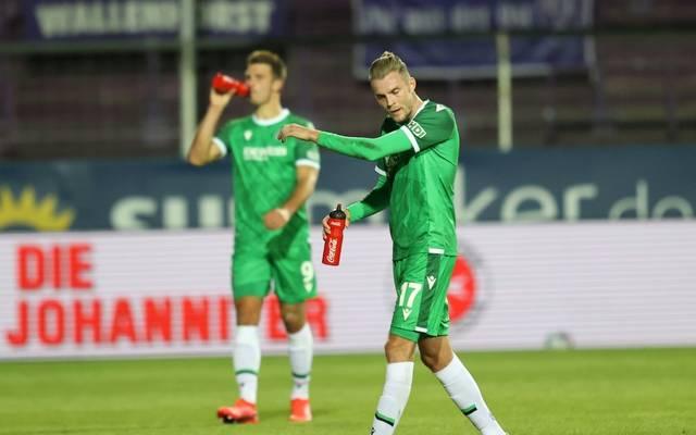 Hannover verliert das Duell gegen Heidenheim
