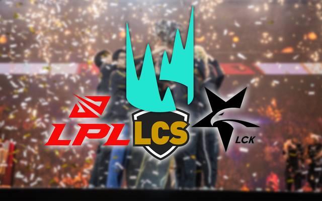 So ist der Stand in den League-of-Legends-Topligen