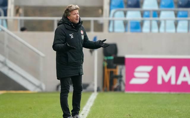 Jeff Saibene - Trainer von 1. FC Kaiserslautern