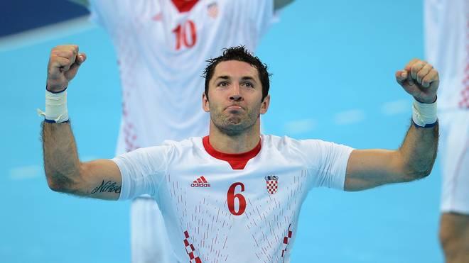 Blazenko Lackovic beendet seine Karriere als Handball-Profi
