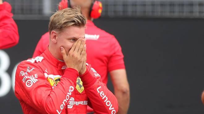 Mick Schumacher schrammte an den Punkten vorbei