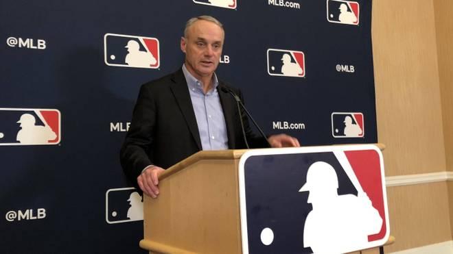 Rob Manfred ist seit Januar 2015 als Commissioner der MLB tätig