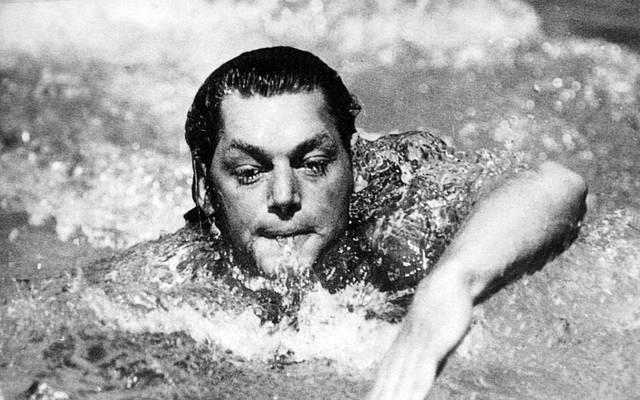 Johnny Weissmüller wurde als Tarzan weltberühmt
