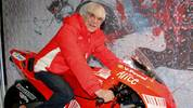 F1 tycon Bernie Ecclestone of Britain po