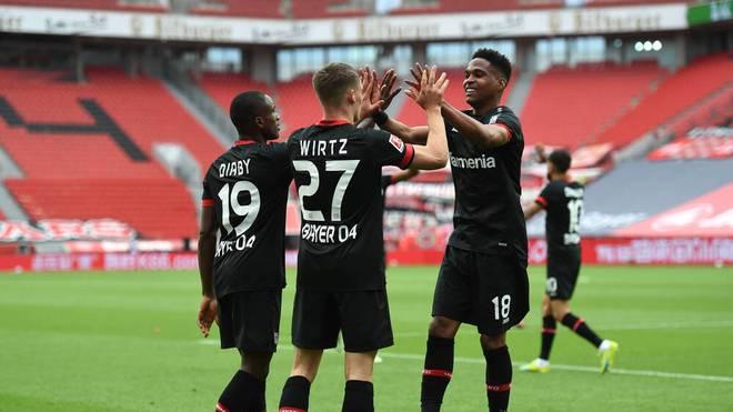 Florian Wirtz leitete den Leverkusen-Sieg ein