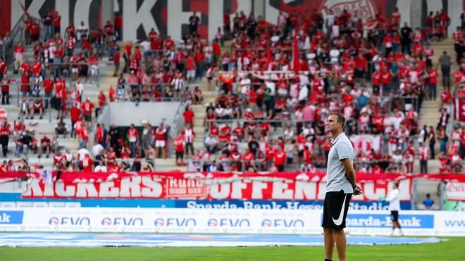 Daniel Steuernagel und Kickers Offenbach gehen in Zukunft getrennte Wege