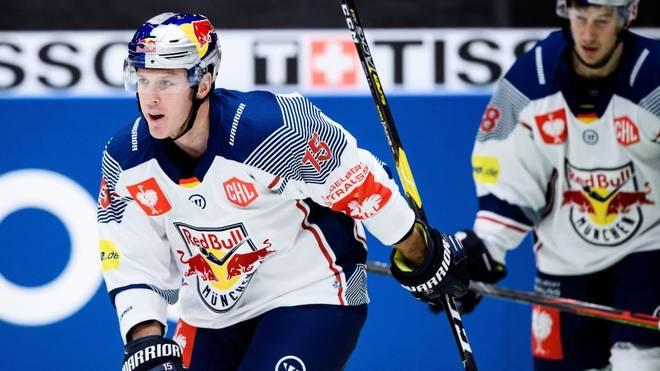 Red Bull München empfängt Eisbären