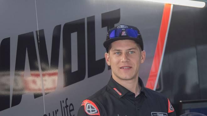 Marcel Schrötter fiebert seinem Autorenn-Debüt entgegen