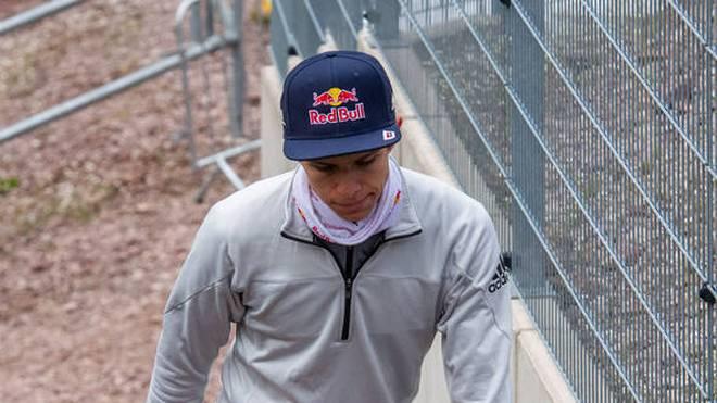 Andreas Wellinger war wegen eines Kreuzbandrisses bald zwei Jahre außer Gefecht