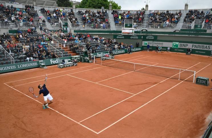 Das zweite Grand-Slam-Turnier des Jahres ist Geschichte. SPORT1 zeigt die kuriosesten Bilder des French Open