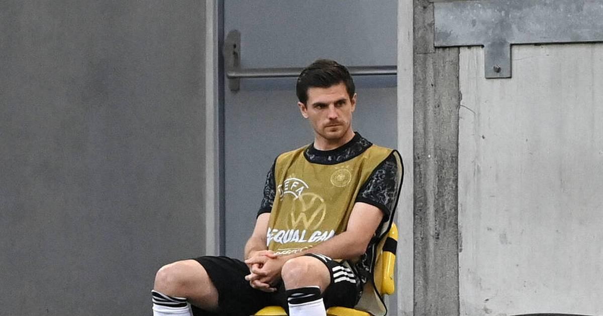EM 2021: Jonas Hofmann fehlt im DFB-Training verletzt