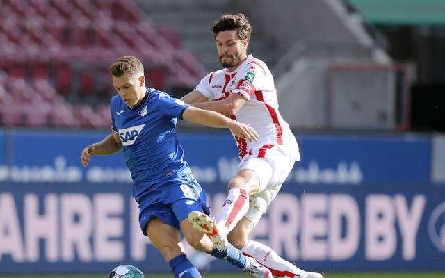Im Hinspiel setzte sich die TSG gegen den 1. FC Köln durch