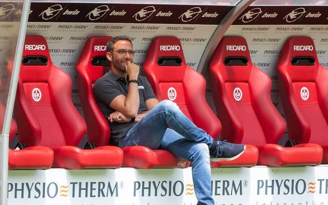 Boris Schommers ist nicht mehr Trainer des 1.FC Kaiserslautern