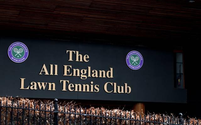 In Wimbledon wird in diesem Jahr nicht um den Turniersieg gespielt