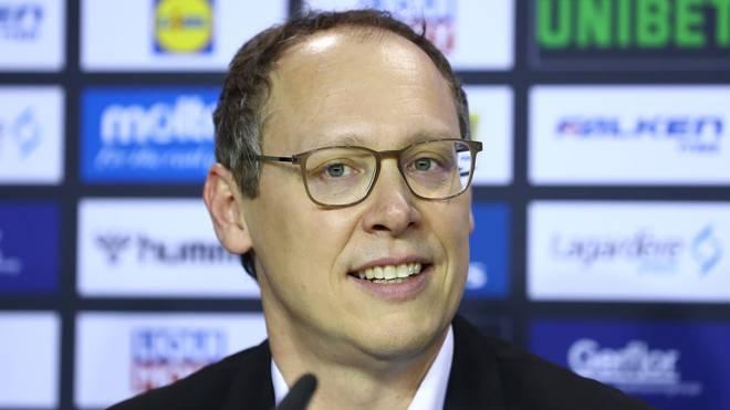 DHB-Boss Mark Schober sieht in Geisterspielen eine Chance