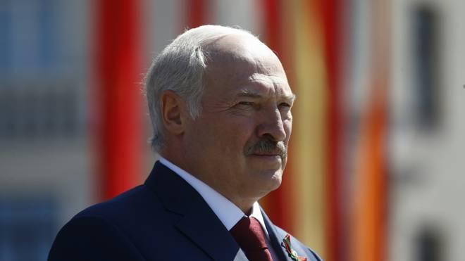 IOC suspendiert Alexander Lukaschenko provisorisch
