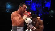 Wladimir Klitschko kämpft gegen Anthony Joshua um die Weltmeisterschaft
