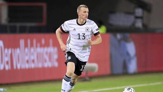 Lukas Klostermann spricht über das DFB-Team