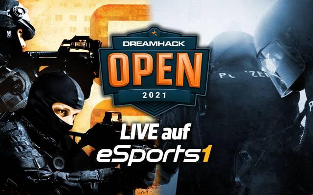 Bei der DreamHack Open Januar treten gleich zwei deutsche Teams an.