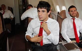Javier Martinez wird ein Spieler des FC Bayern!  Der 23-Jährige absolvierte in München den Medizincheck und unterschrieb beim FCB bis 2017. Der spanische Nationalspieler kam in der Nacht zum Mittwoch in München an. Seit 2006 schoss Martinez für Athletic B