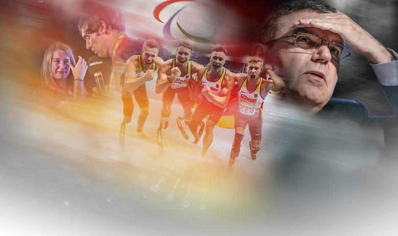Die Paralympics in Rio de Janeiro sind nach elf Wettkampftagen vorüber - und boten Licht und Schatten. SPORT1 zeigt die Tops und Flops:  Überfliegern und Schwänzern, Romantik und Bürokratie, Fans und Doper