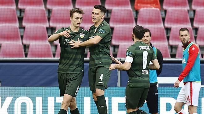 Kalajdzic trifft - Stuttgart schlägt Köln