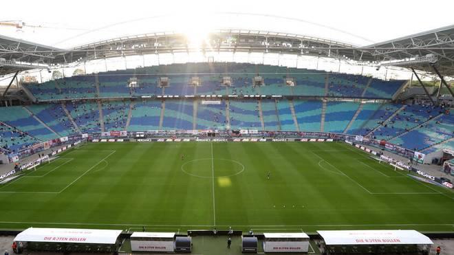 In der Red Bull Arena sind im CL-Spiel von RB Leipzig 999 Zuschauer zugelassen