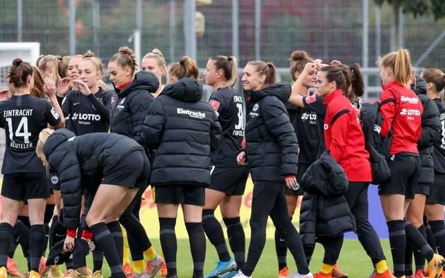 Eintracht-Frauen erreichen Pokalfinale