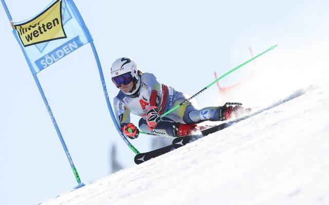 Lucas Braathen verblüffte in Sölden die Konkurrenz