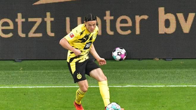 Nico Schulz hat sich bei der Nationalmannschaft eine Muskelverletzung zugezogen